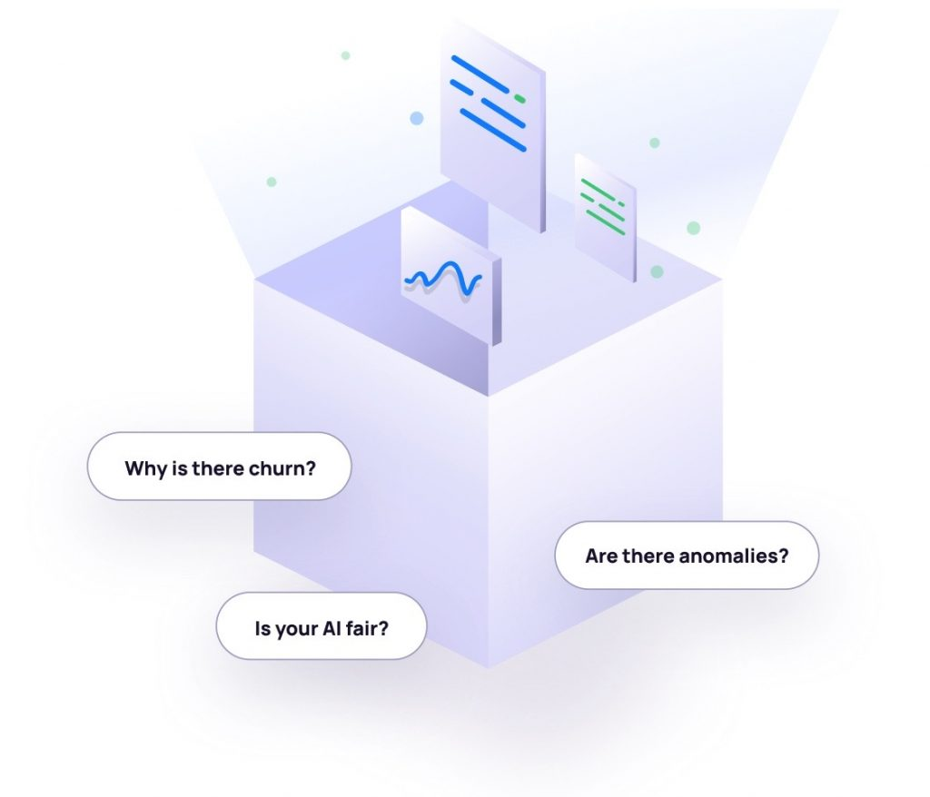 AI Explainability and ML Monitoring help business leaders answer key questions